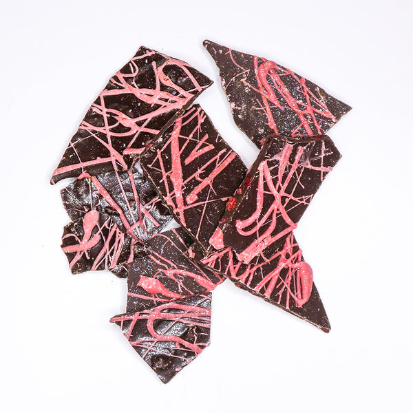 MFG Toffee - French Raspberry Bark