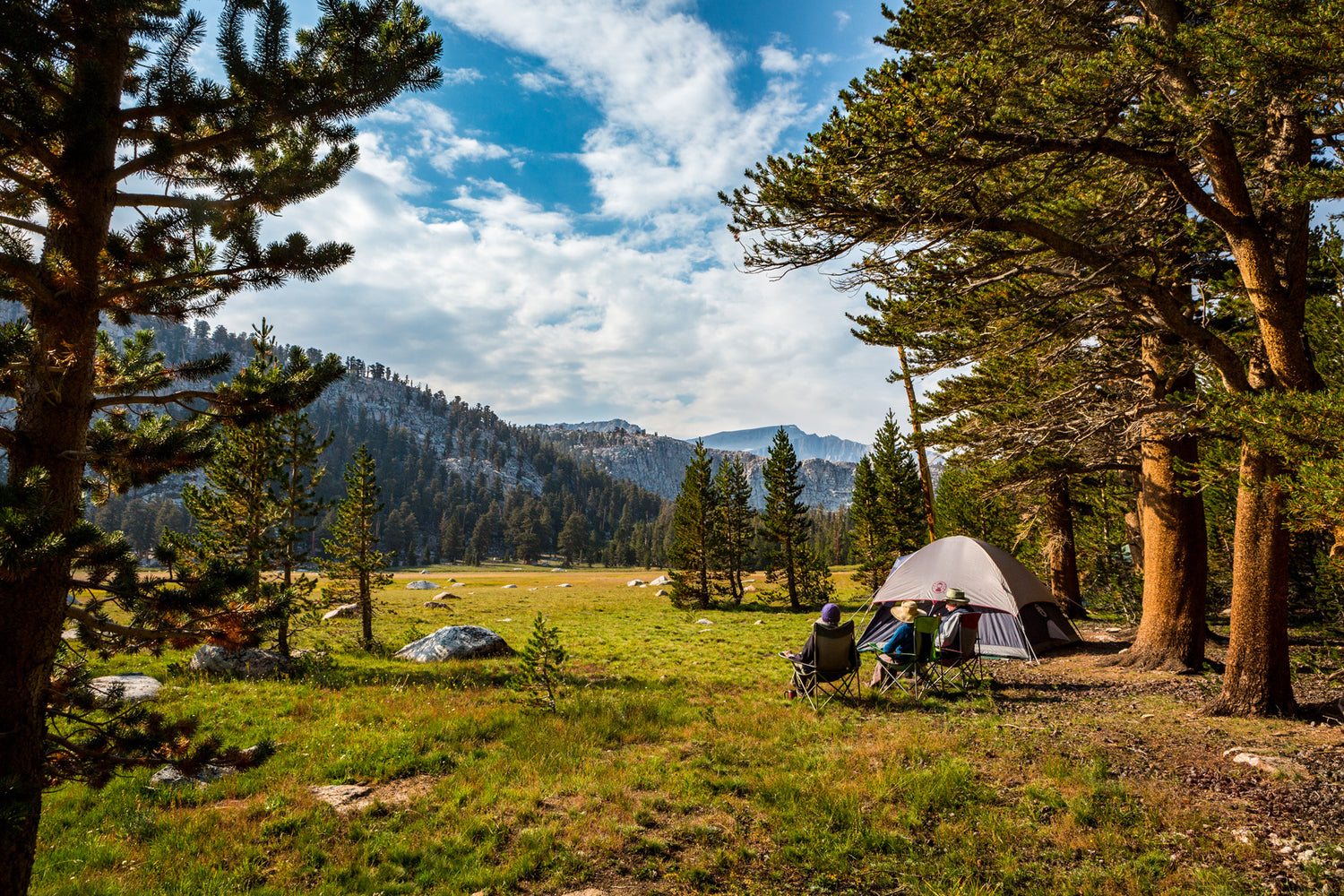 Darling Adventure: Eastern Sierra Wilderness, CA July 9th-12th, 2020