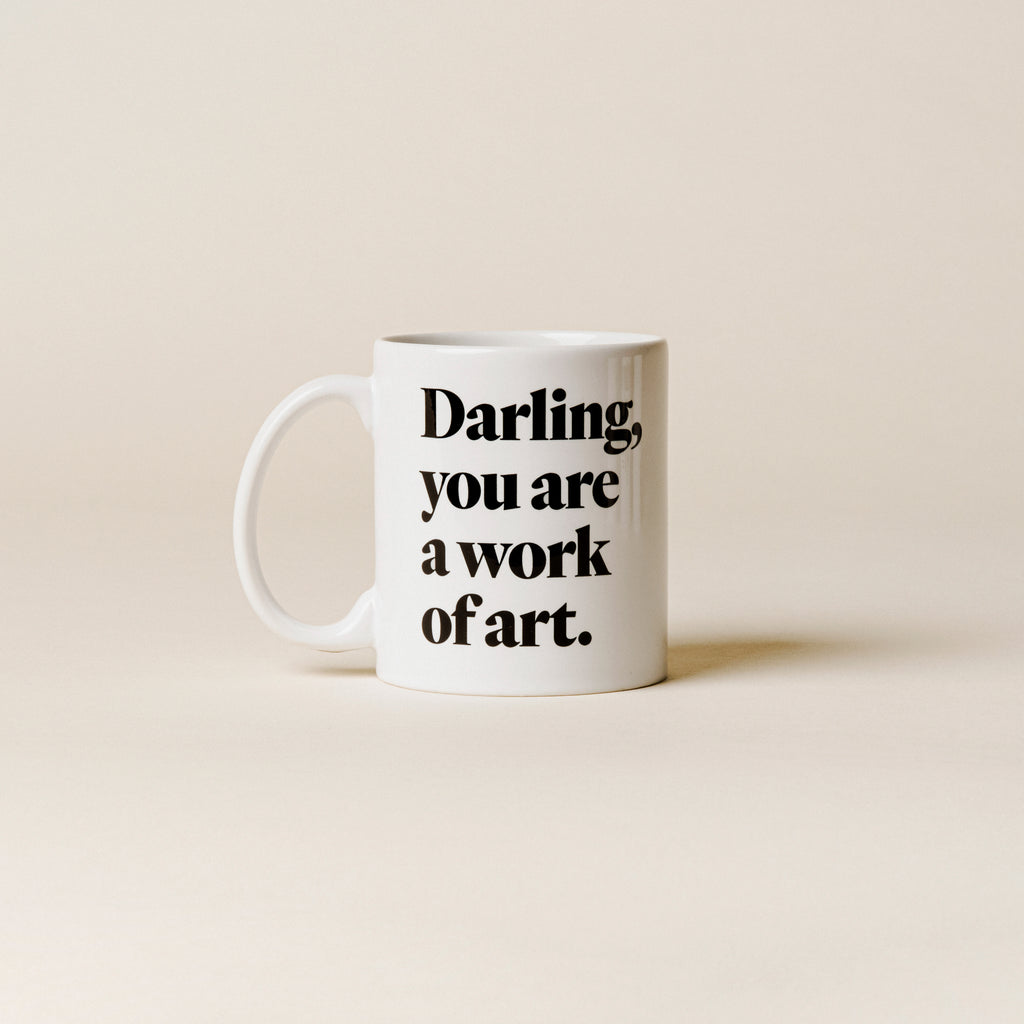 Work of Art Mug