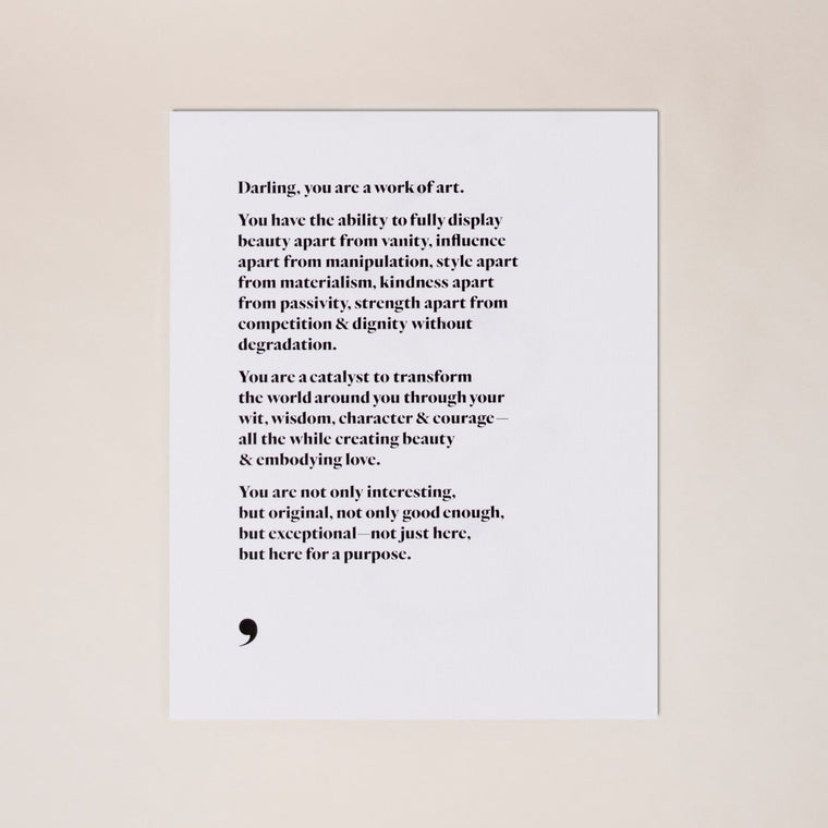 Mission Statement - Print