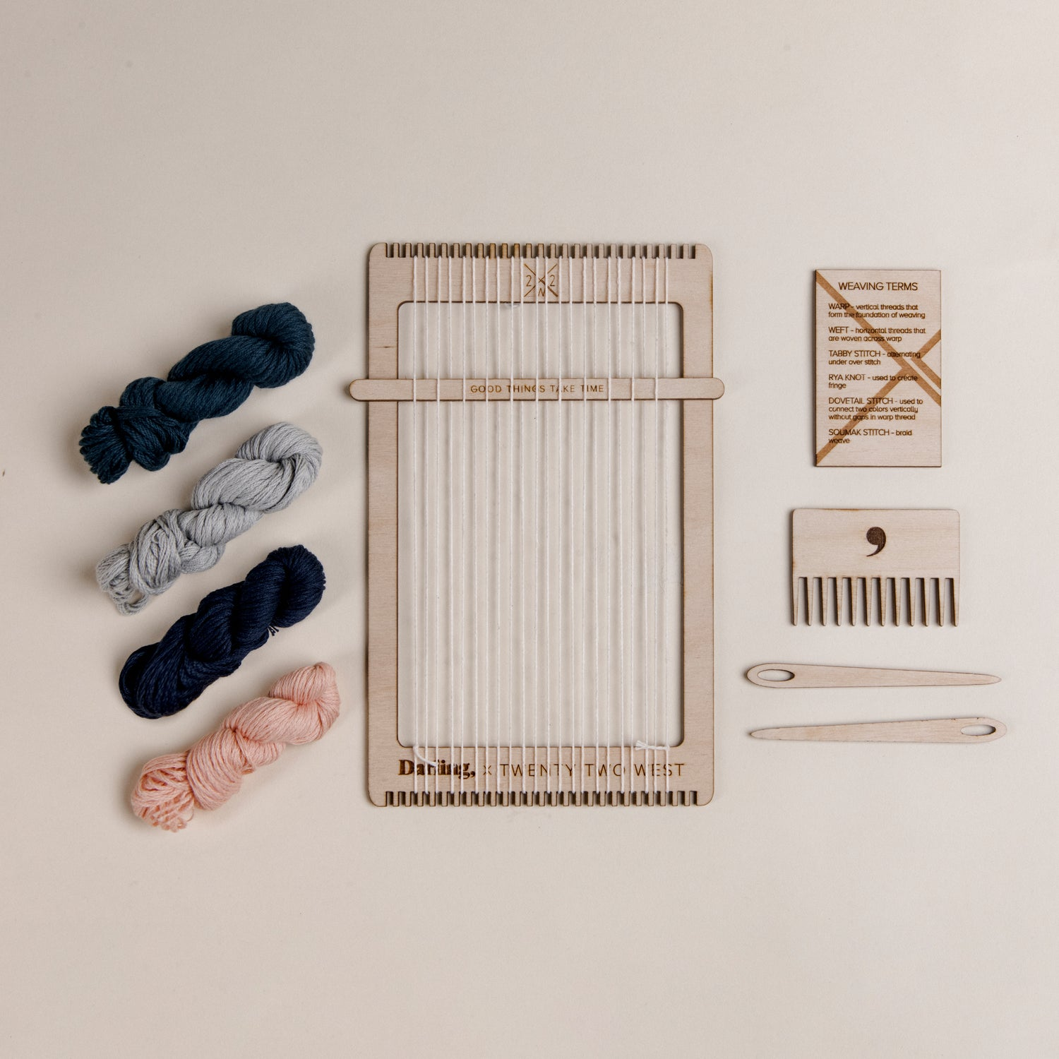 Darling Loom Weaving Kit