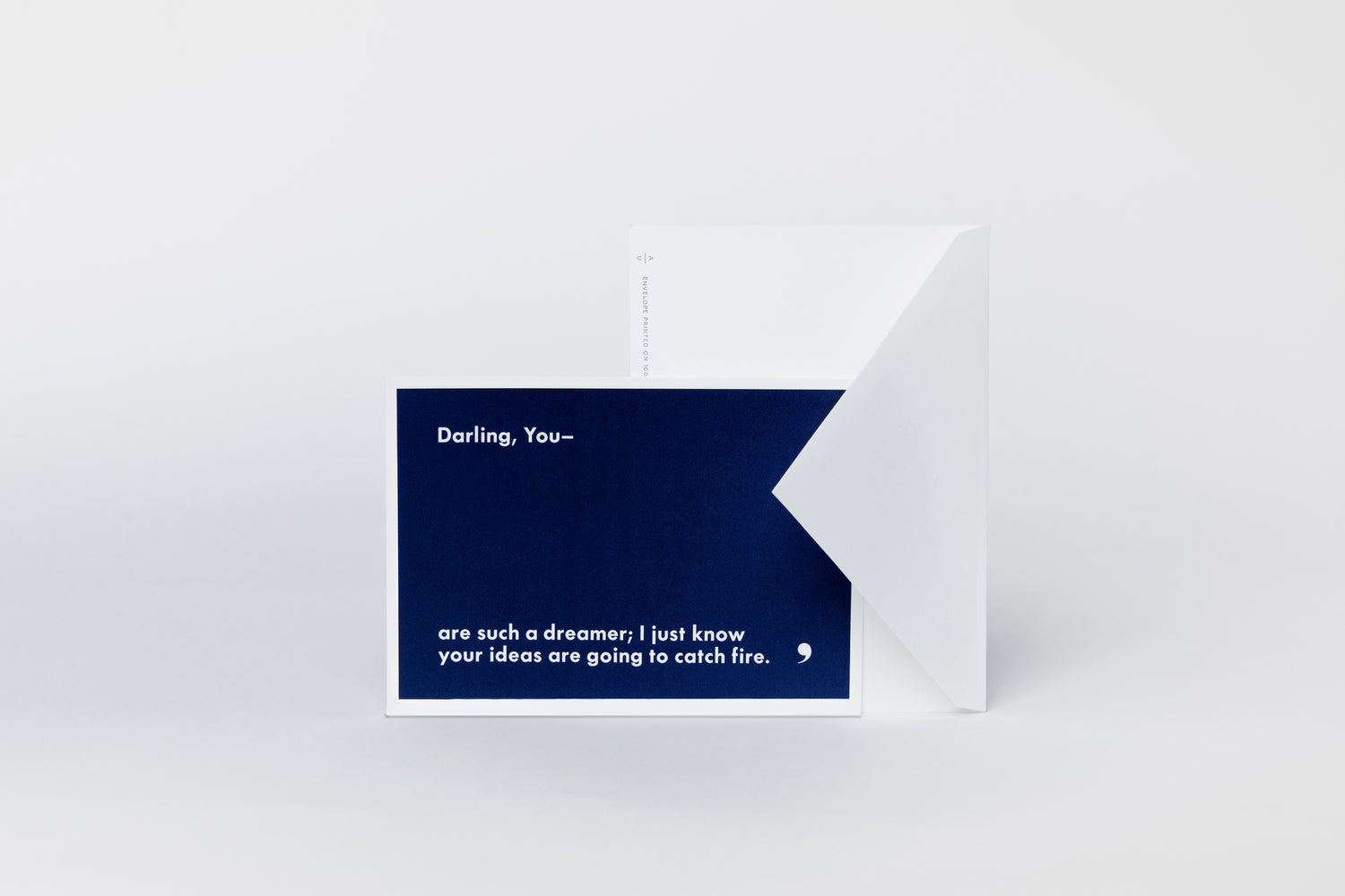 Darling Compliment Cards by Artifact Uprising