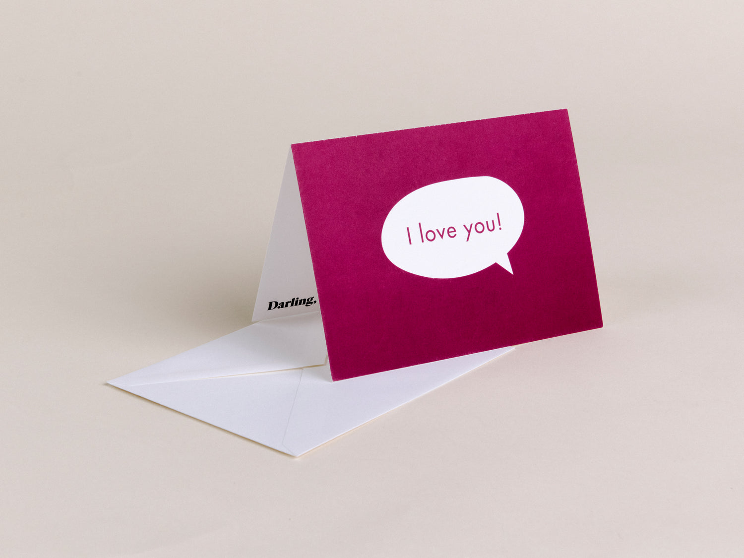 Darling Conversation Cards
