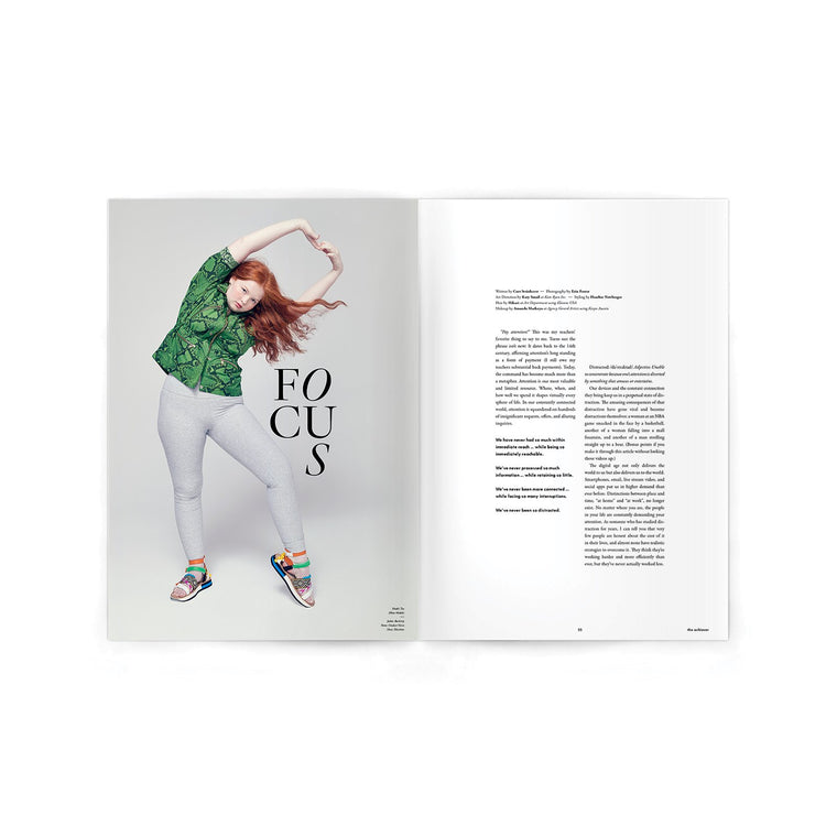 Issue 23 - Imagination