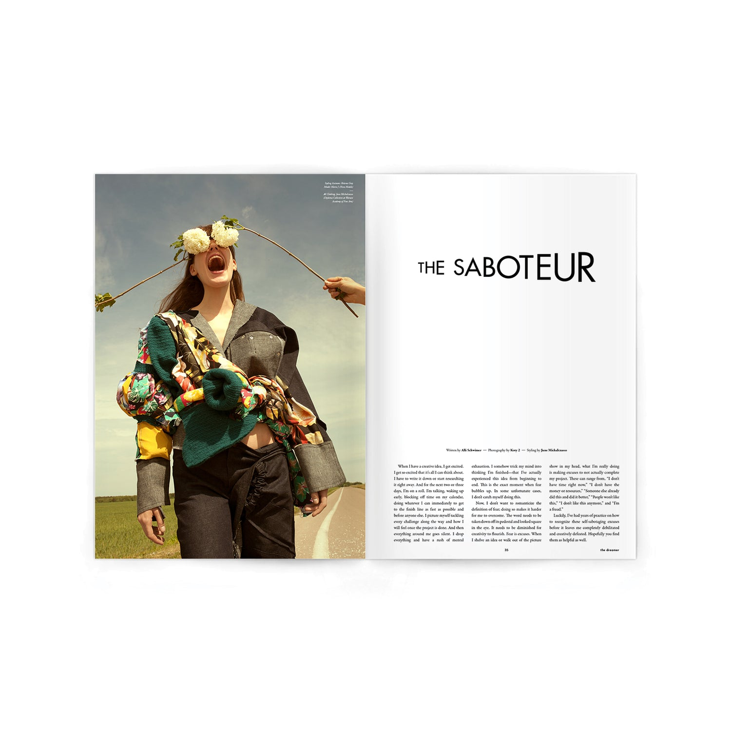 Issue 24 - Selfless