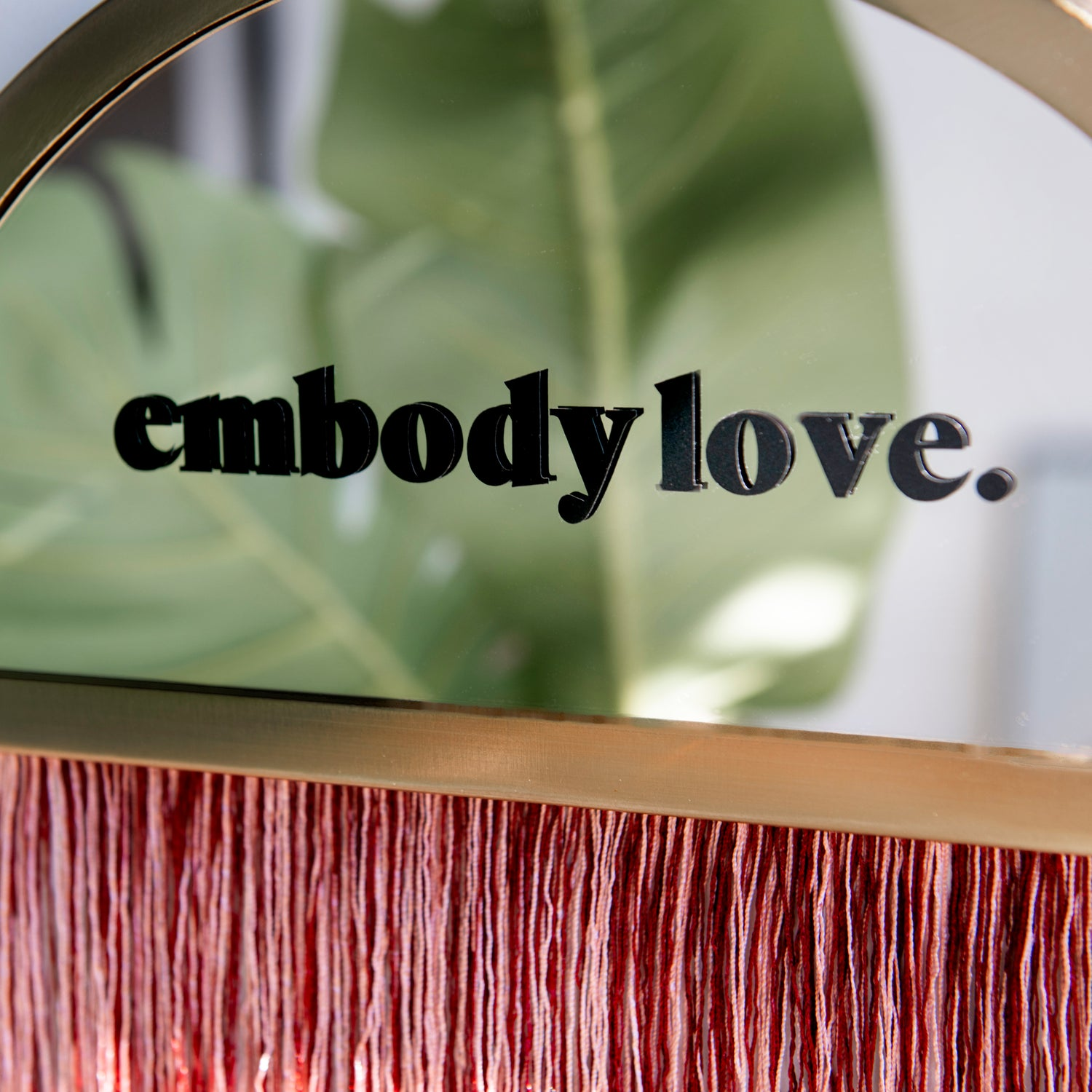 Embody Love Decal