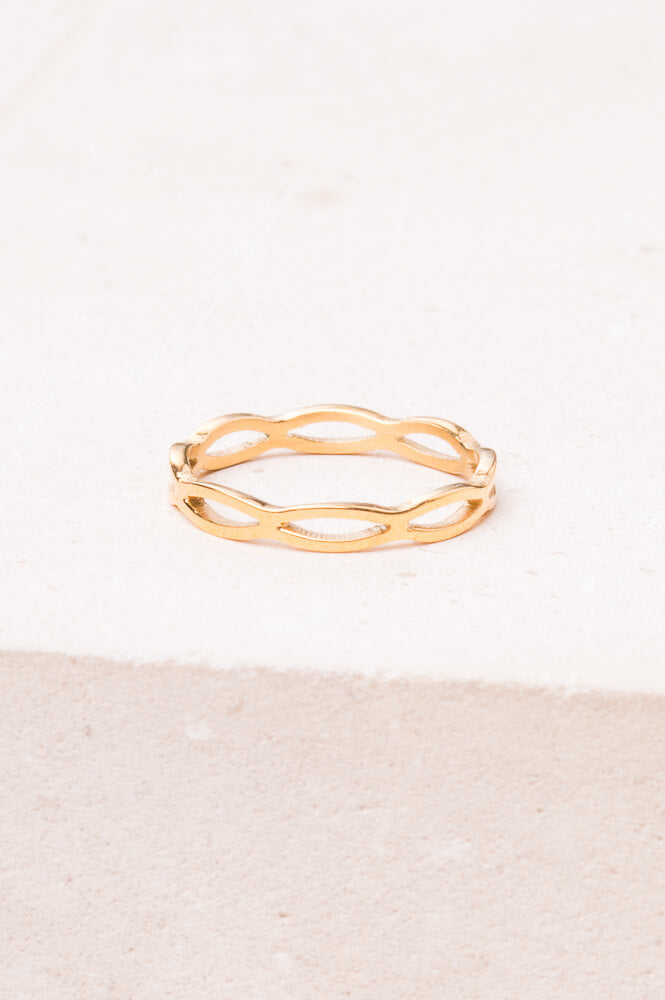 Dakota Gold Ring