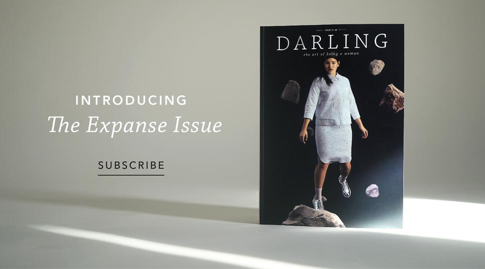 Women's magazine Darling Magazine Issue 13 Fall 2015