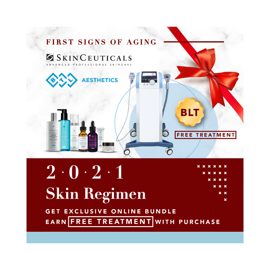 Kick Start 2021 Kit- First Signs of Aging Skin