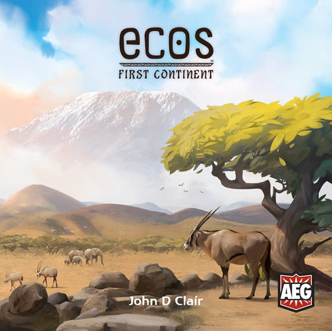 Ecos: First Continent | Vortex Games NB