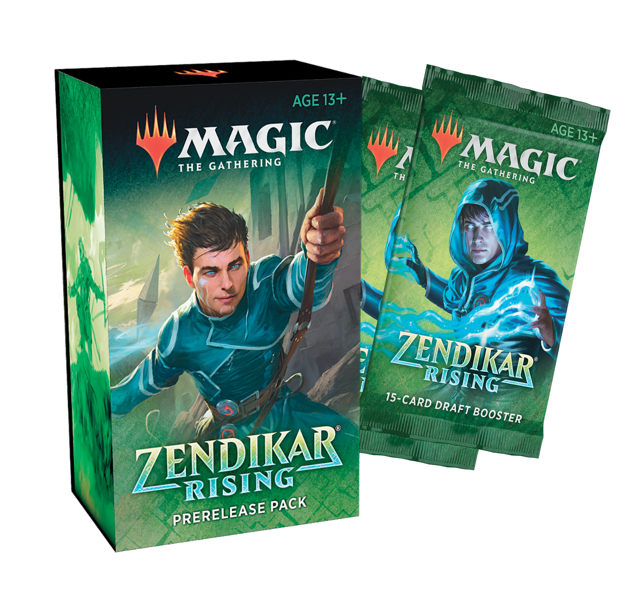 Zendikar Rising Prerelease @ Home Kit | Vortex Games NB
