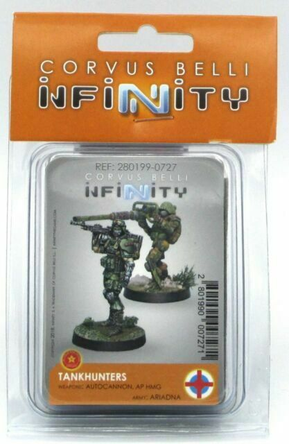 Infinity: Tankhunters (280199-0727) | Vortex Games NB