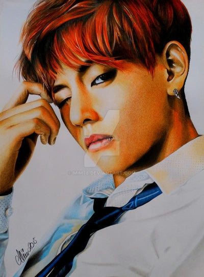 17 Amazing Kpop Artists Fanart That Will Blow Your Mind