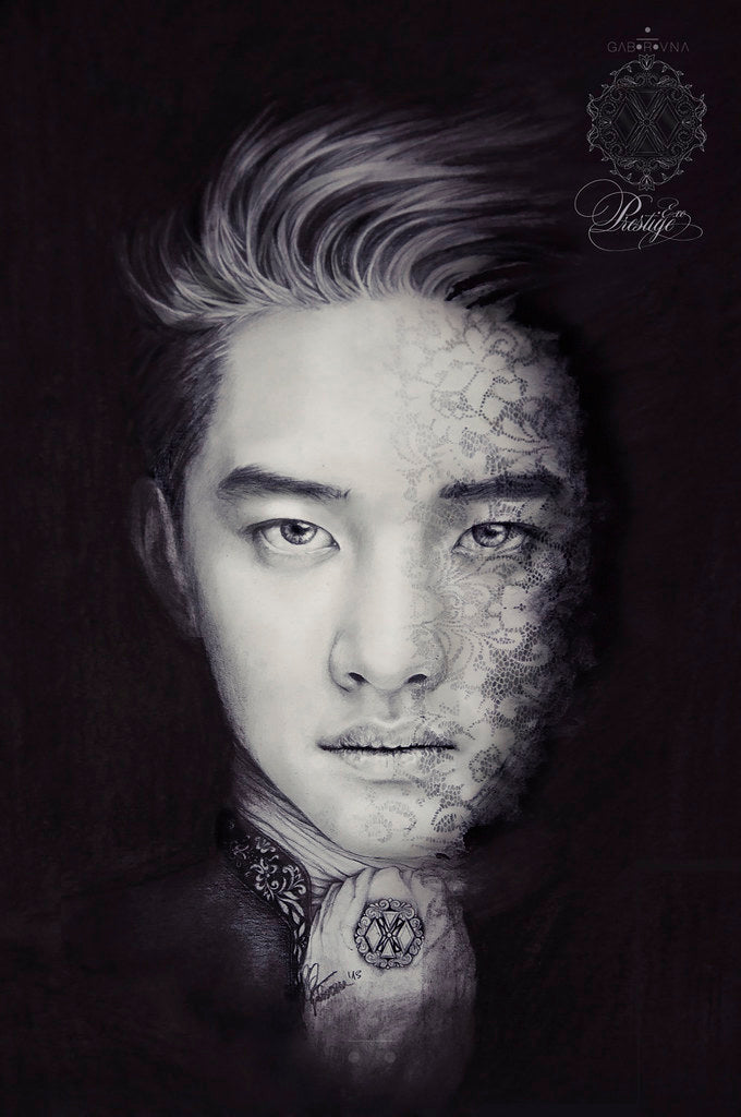 Kyungsoo From EXO By E11ie