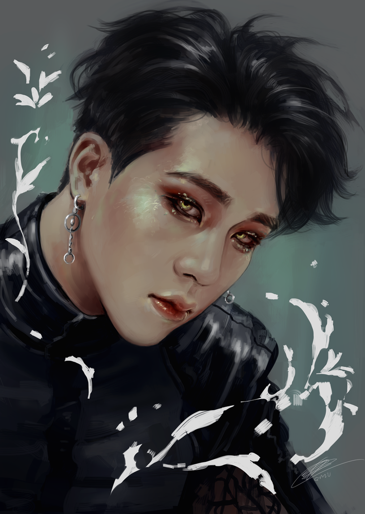 Jooheon From Monsta X By Omurizer