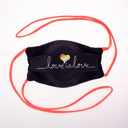 Love is Love Price Cloth Facemask