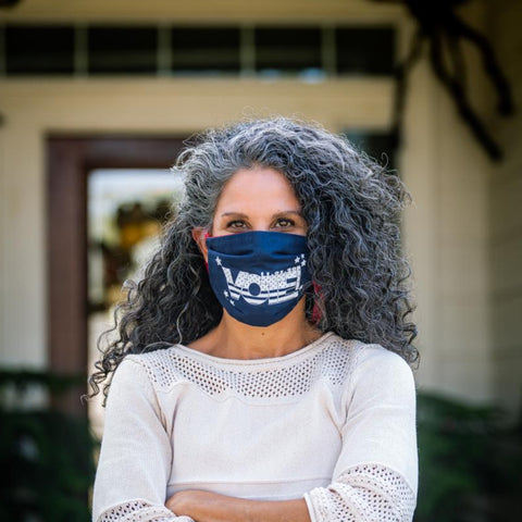 Get Out & Vote! Face Mask | 2020 Keepsake