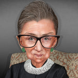 RBG Lace Face Mask