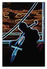 The Cellist