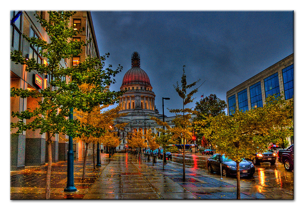 Madison in the Fall