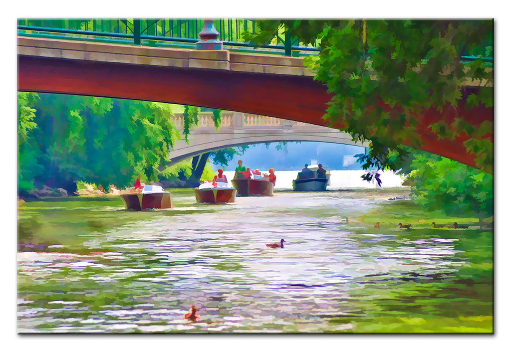 Summer on the Yahara