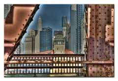 On The Bridge - Chicago