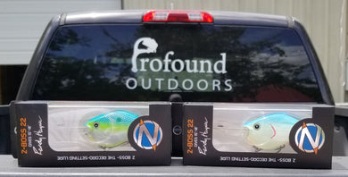 Profound Outdoors Decal