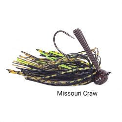 Swampers Football Jigs