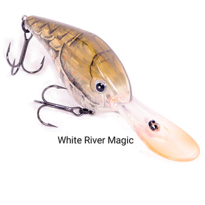 Azuma Z Boss 10 - White River Magic