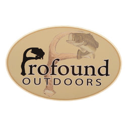 Profound Outdoors Vinyl Decals