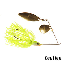 Load image into Gallery viewer, Target Willow Spinnerbait