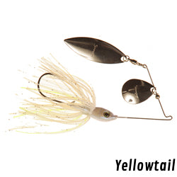 Target Willow Spinnerbait
