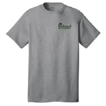 Profound Outdoors Youth Signature Tee