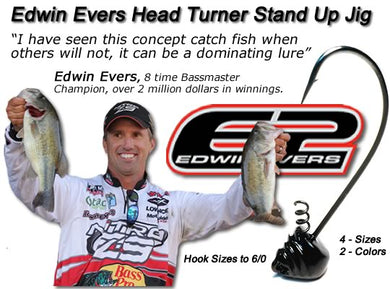 Edwin Evers Head Turner Jig