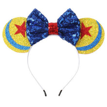 Load image into Gallery viewer, Disney Bow Ear Headband