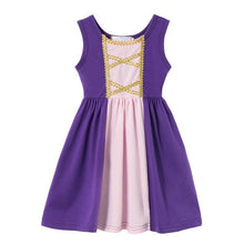 Load image into Gallery viewer, Girl's Disney Character Summer Dress