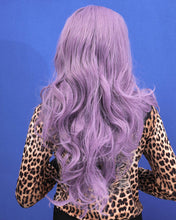 Load image into Gallery viewer, Alice | Charming Lavender Ombre Long Natural Wavy Synthetic Hair Wig