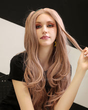Load image into Gallery viewer, Emma |  Fashion Long Wavy Synthetic Hair Lace Front Wig LYSN002