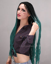 Load image into Gallery viewer, Paisley | Trendy Ombre Long Synthetic Hair Braided Wig