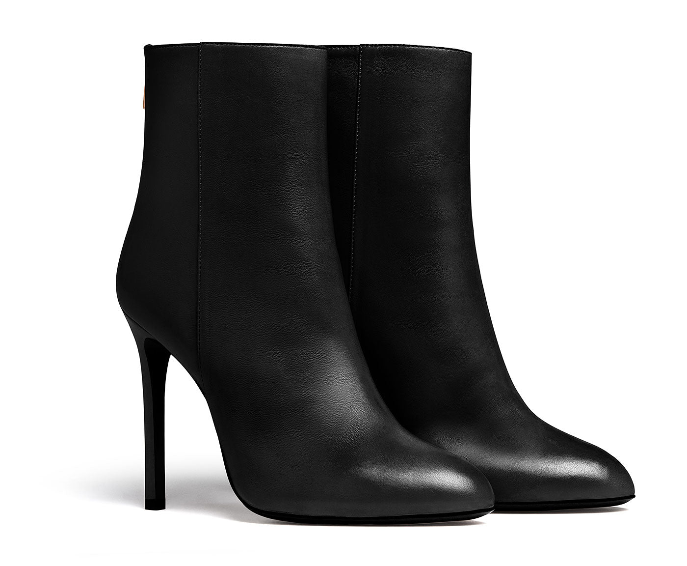 Kendrick Black Ankle Boots