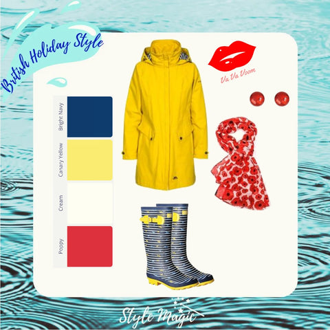 Wet weather look #1 for Springs
