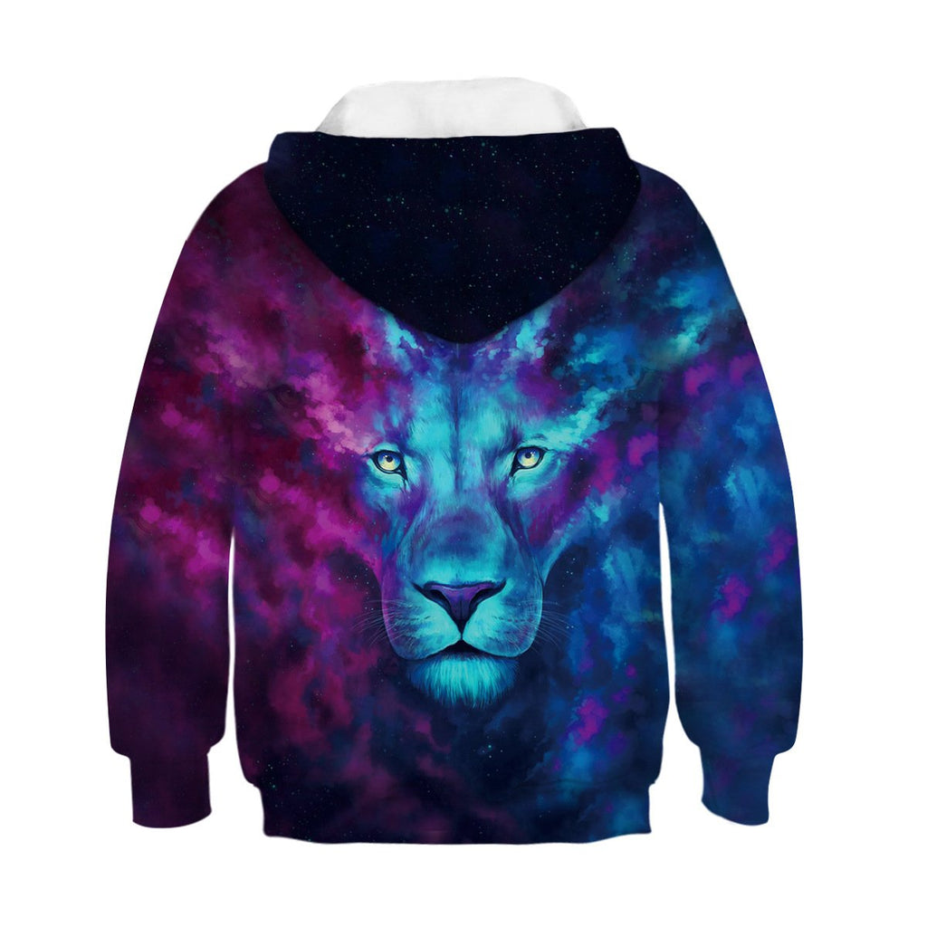lionpaul Fashion Among Us Hoodies Pullover Hooded Boy and Girl Sweatshirts