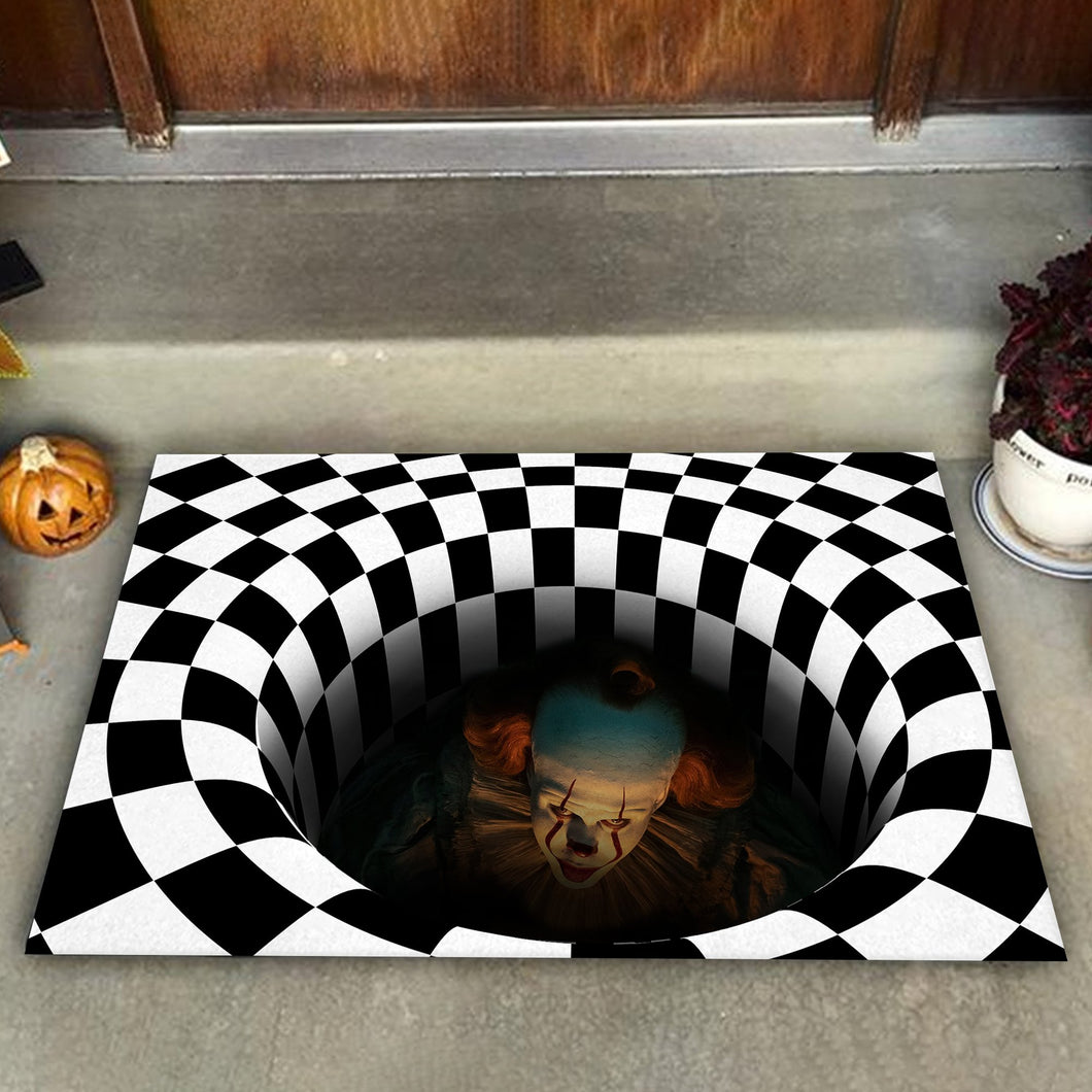 It Illusion Doormat