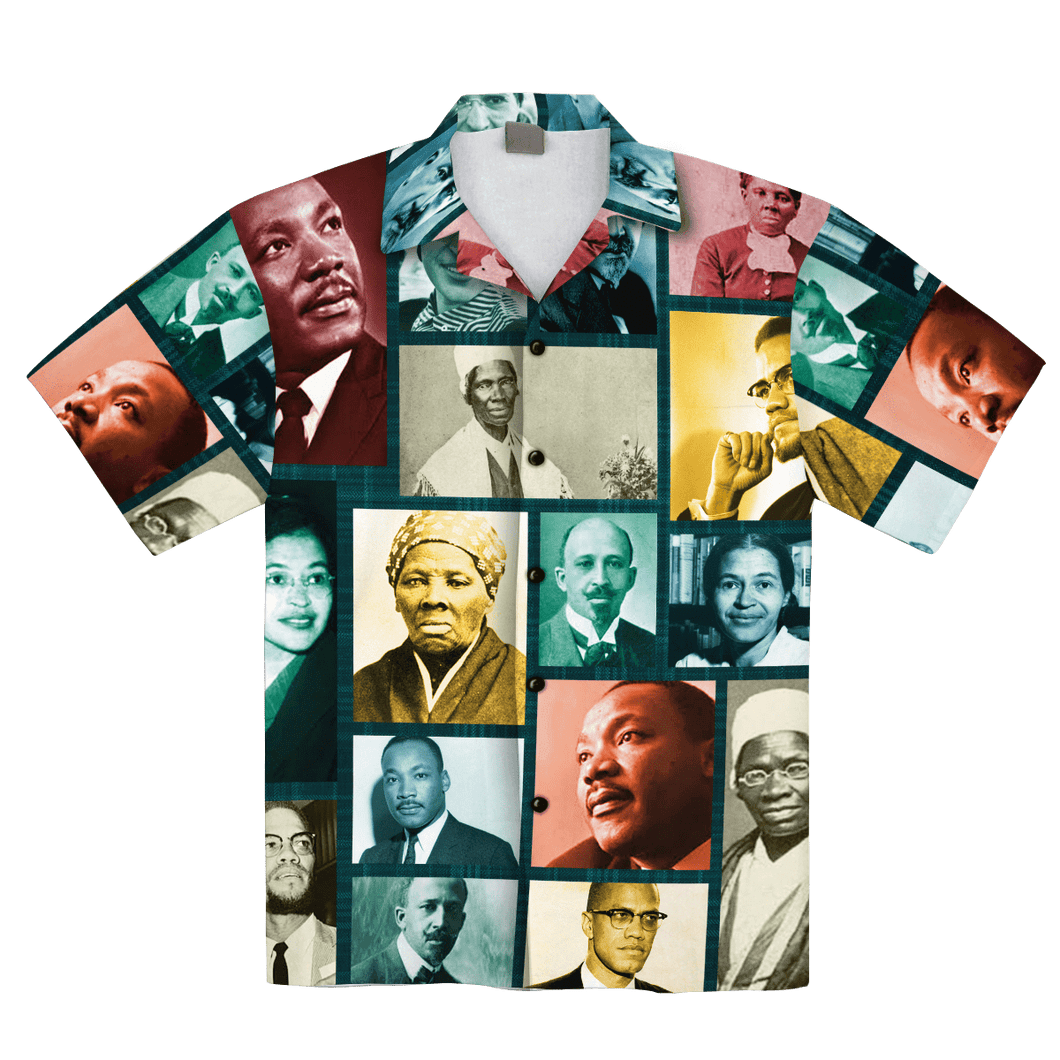 Civil Rights Leaders 1 Hawaiian Shirt