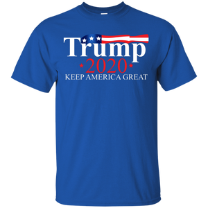 Trump 2020 Keep America Great Shirt