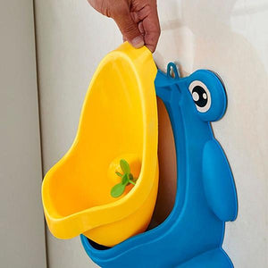 Potty Frog Training Urinal