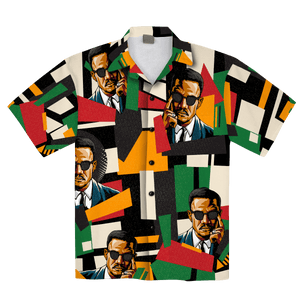 Malcolm X Hawaiian Shirt