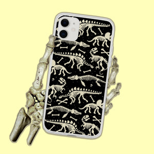 Dinosaur Fossils Iphone Case