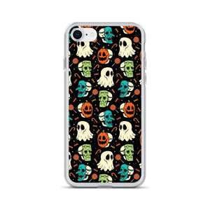 Vintage Halloween Iphone Case