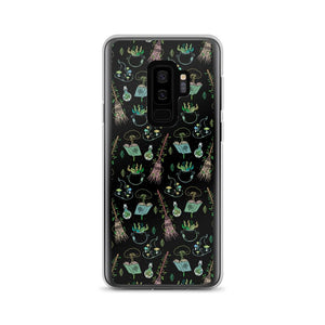 Green Witch Nature Samsung Case